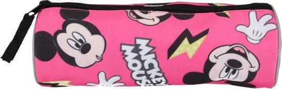Mickey Mouse Schooletui – 23x13cm   Pennen Bewaren   Schoolspullen