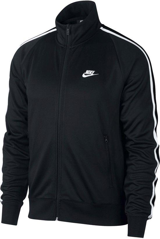 wit Zwart S Nike Sportvest Maat Mannen qIw8IUvnXa