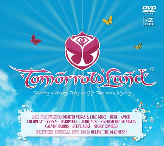 Tomorrowland 2012 (2Cd+Dvd)