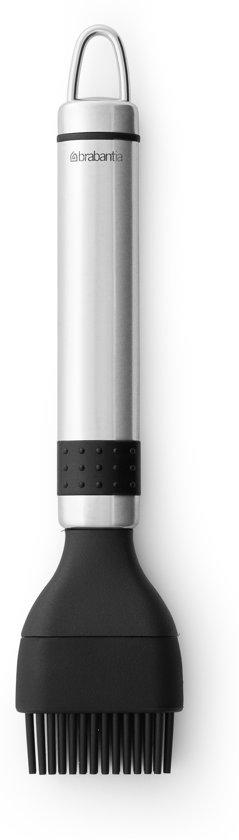 Brabantia Profile Bakborsteltje - Anti-aanbak - Matt steel
