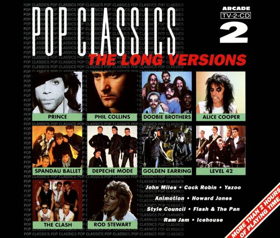 Pop Classics: The Long Versions, Vol. 2