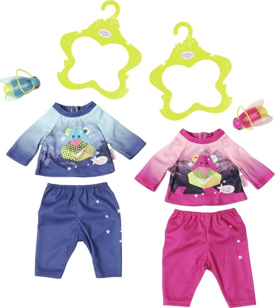 BABY born® Play&Fun Nightlight Outfit