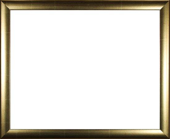 Homedecoration Colorado – Fotolijst – Fotomaat – 25 x 54 cm – Goud glans
