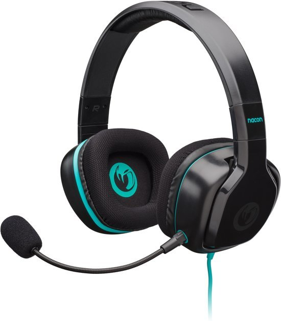 Nacon GH-100ST Gaming Headset - Multi Platform - Zwart