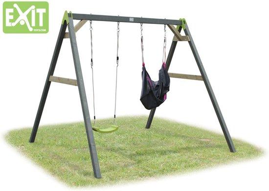 EXIT Aksent Duoschommel + Swingbag