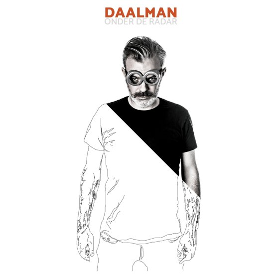 Daalman - Onder De Radar (EP CD)
