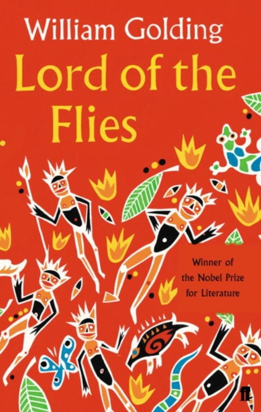 Boek cover Lord of the Flies van William Golding (Voordeeleditie)