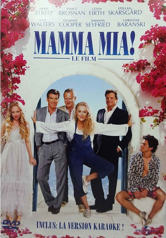 Bolcom Mamma Mia Dvd Dvds