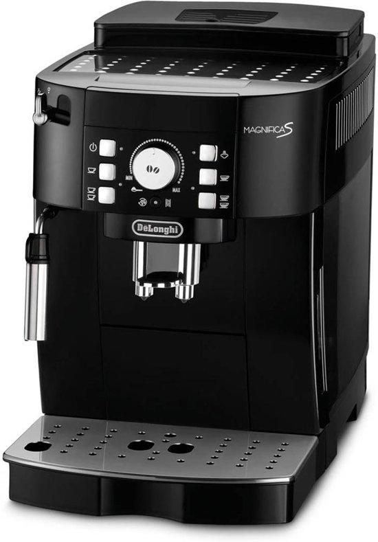 De'Longhi Magnifica S ECAM 21.117.B - Espressomachine - Zwart