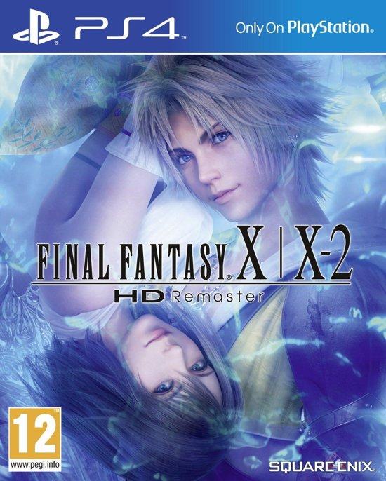 Final Fantasy X/X-2 - HD Remaster - PS4
