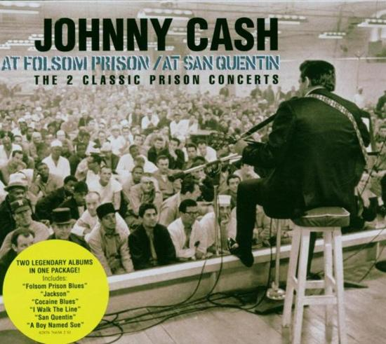 At San Quentin / Folsom Prison
