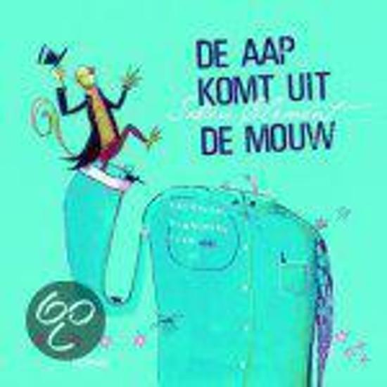 ce98daf5053 bol.com   De Aap Komt Uit De Mouw, Sabien Clement   9789020960341 ...