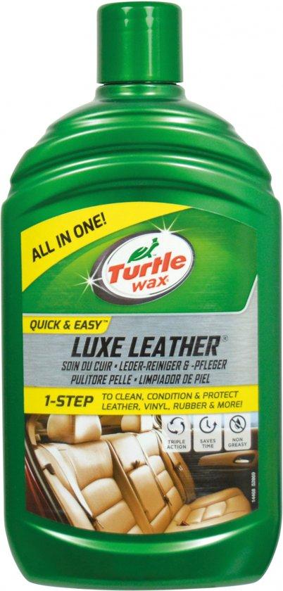 Turtle wax Leer Reiniger & Conditioner 500ML