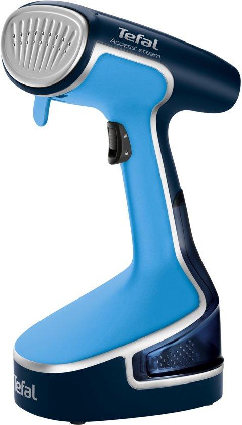 Tefal Access Steam DR8086 - Kledingstomer - Blauw/zwart
