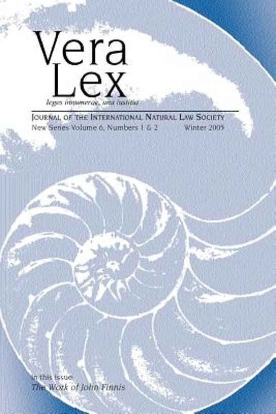 Vera Lex Vol 6
