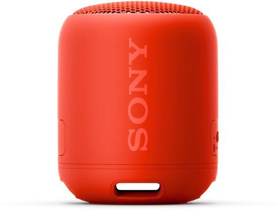 Sony SRSXB12 Rood