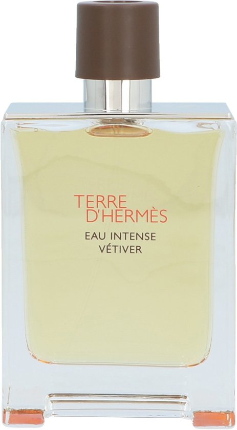 Bolcom Hermes Terre Dhermès Eau Intense Vétiver 100 Ml Eau De