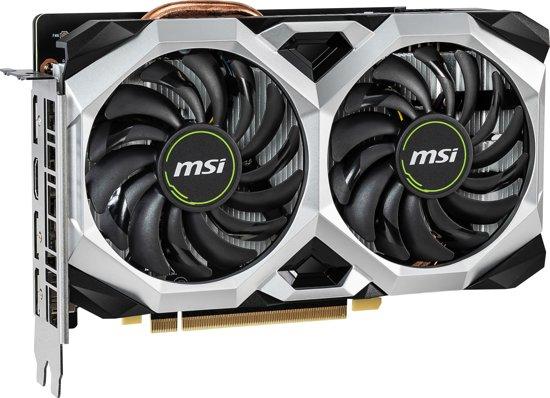 MSI Geforce 6GB D6 RTX 2060 Ventus XS 6G OC