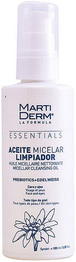 Reinigingsolie Essentials Martiderm (100 ml)