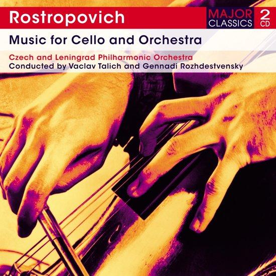 Music For Cello & Orchestra