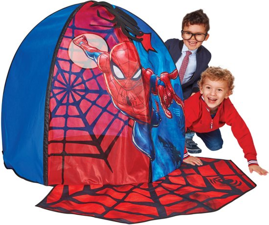 Worlds Apart Spiderman Speeltent