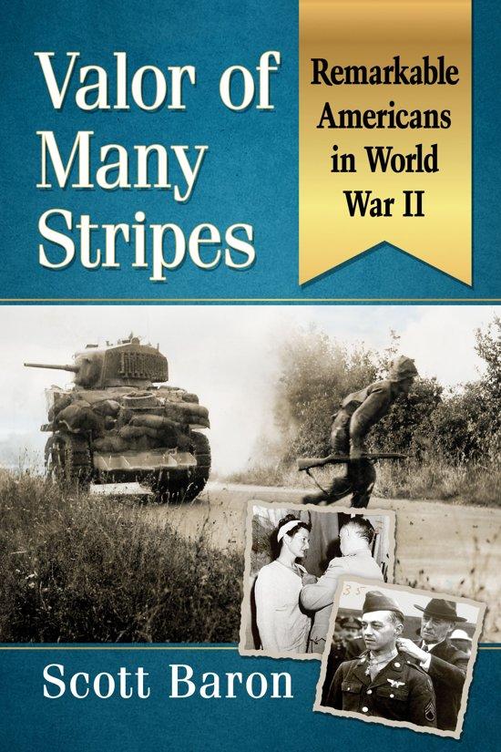 Valor of Many Stripes