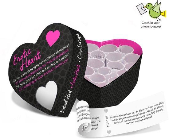 Afbeelding van het spel Erotic Heart mini - Erotisch Spel