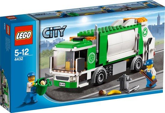 LEGO City Vuilniswagen - 4432