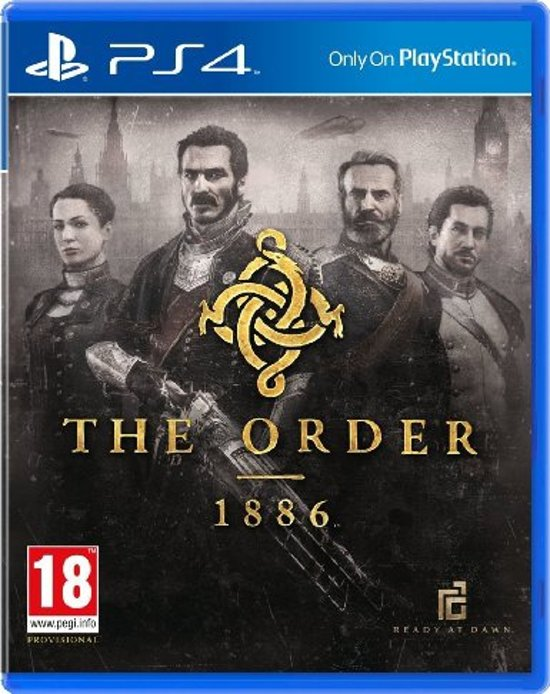 The Order: 1886 /PS4 kopen