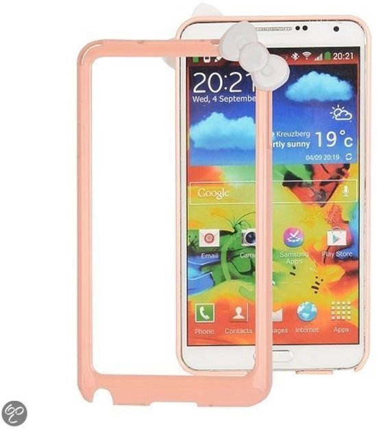 promo code 876c4 00ab1 Samsung Galaxy Note 3 - Bumper hoes cover case - PC - Strik