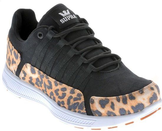 Supra Owen Heren Sneakers Cheetah Zwart Maat 42