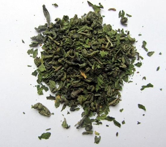 Marokkaanse Muntthee (Bio) 4 x 100 gr. premium biologische thee.