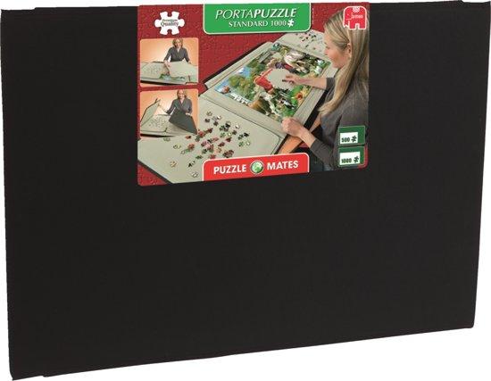 Afbeelding van Puzzelmap inclusief Puzzelbord Portapuzzle Standaard tot 1000 stukjes speelgoed