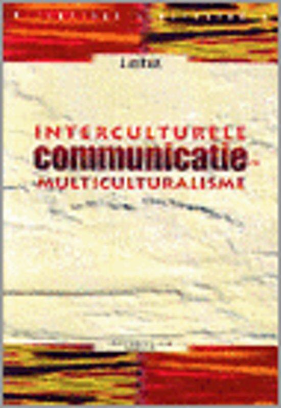 Interculturele communicatie en multiculturalisme