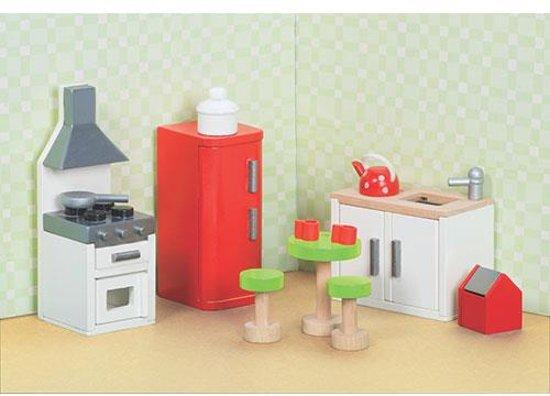 Speelgoed Keuken Hout : Bol le toy van poppenhuismeubels sugar plum keuken hout