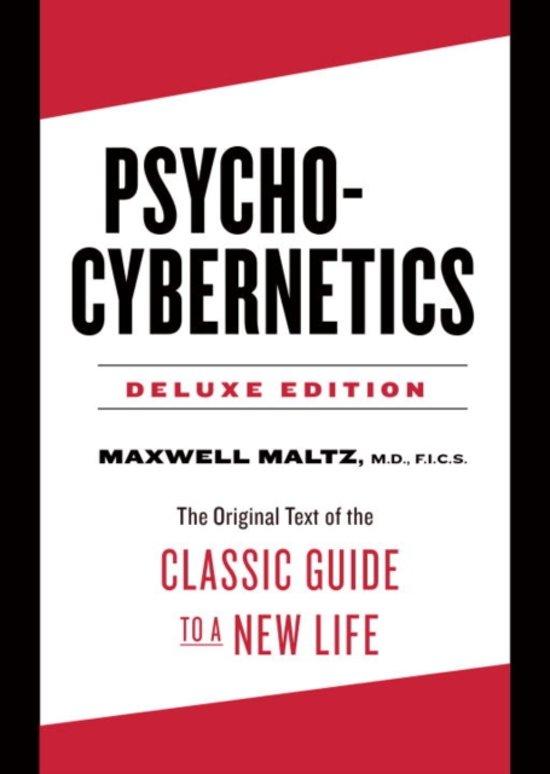 Boek cover Psycho-Cybernetics Deluxe Edition van Maxwell Maltz (Hardcover)