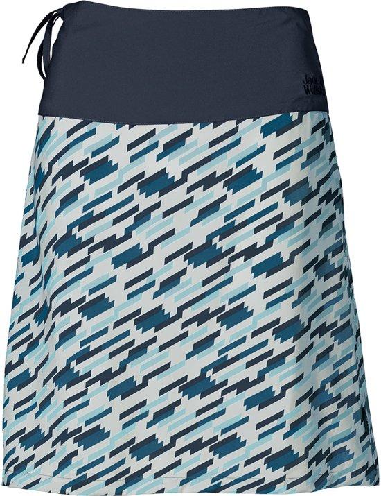 26f099e954dc45 Jack Wolfskin Beaumont Skirt - dames - rok - maat 44 - blauw wit
