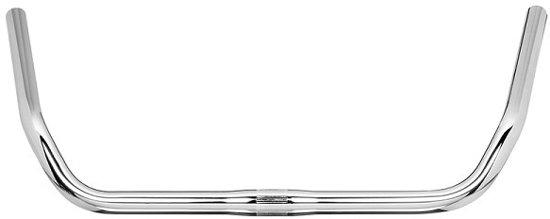 Tom Stuurbocht Omafiets 25,4/590 Mm Zilver