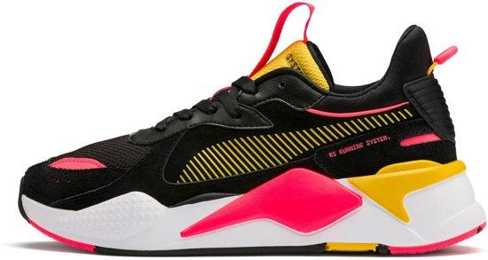 Puma RS-X Reinvent - Zwart - Dames - Sneakers - Sportschoenen - Maat 38.5