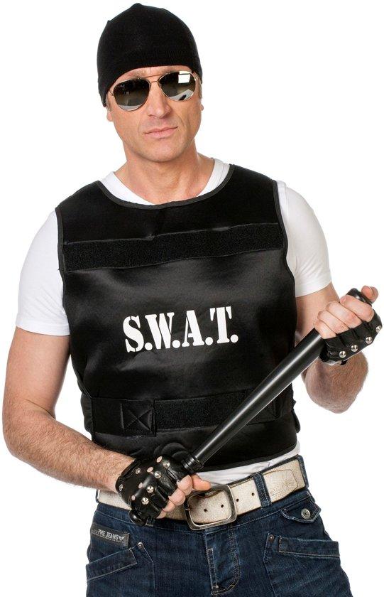 Kogelvrij vest SWAT voor volwassenen one size