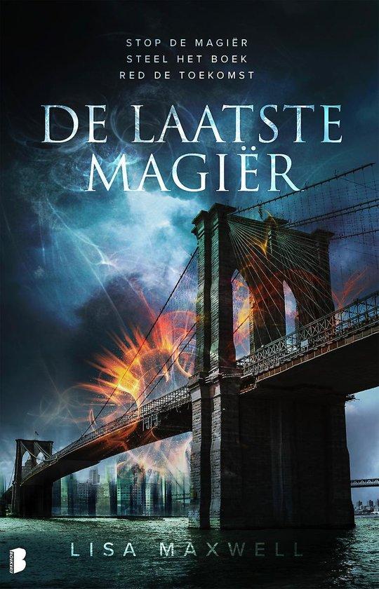 Boek cover Magiër 1 - De laatste magiër van Lisa Maxwell (Paperback)