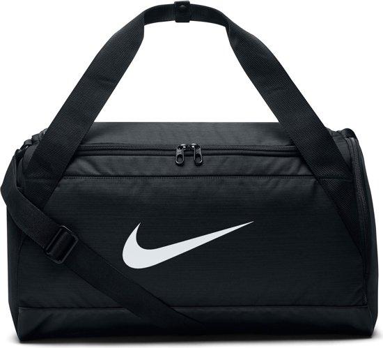 765a05833203 Nike Brasil Duffel Bag S Sporttas Unisex - Zwart