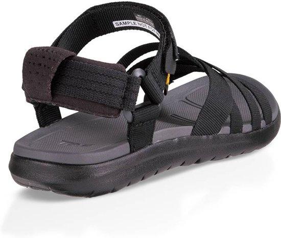 Teva Sanborn Universal Dames Sandalen - Zwart