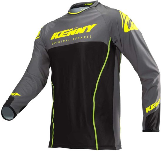 Crossshirt Titanium Kenny Yellow s Neon nwOPX80k