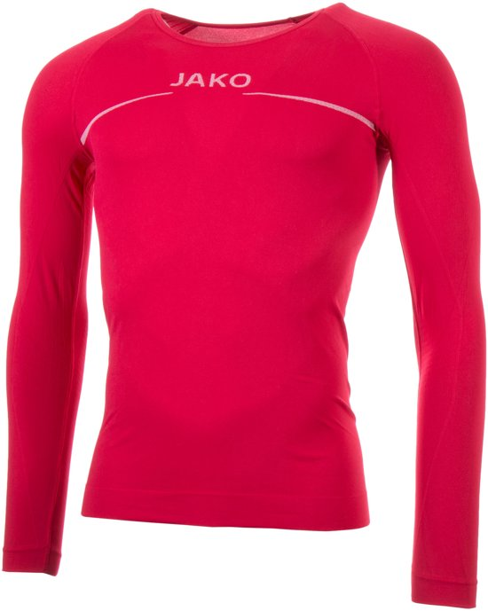 Jako Comfort Thermo Shirt - Thermoshirt  - rood - L