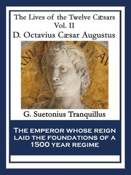 suetonius twelve caesars ebook