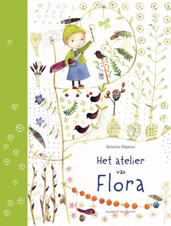 Het atelier van Flora