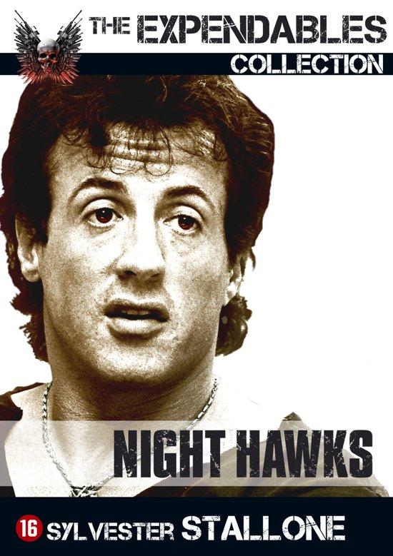 Cover van de film 'Nighthawks'