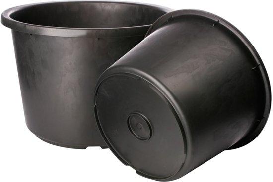 Speciekuip 125 Liter.Kreuwel Speciekuip Zwart 30 Liter