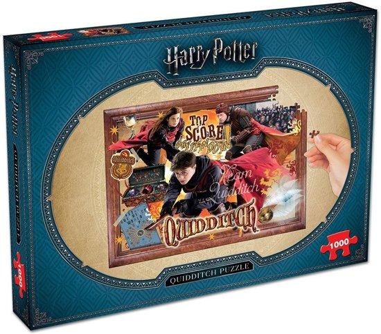 Harry Potter Quidditch 1000pc